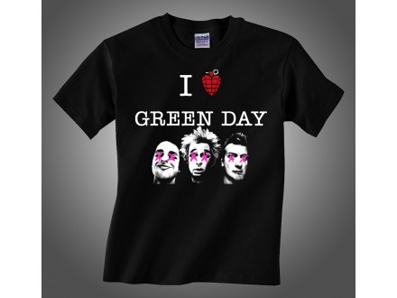 Majica Green Day