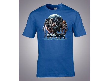 Majica Mass Effect
