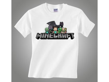 Majica Minecraft