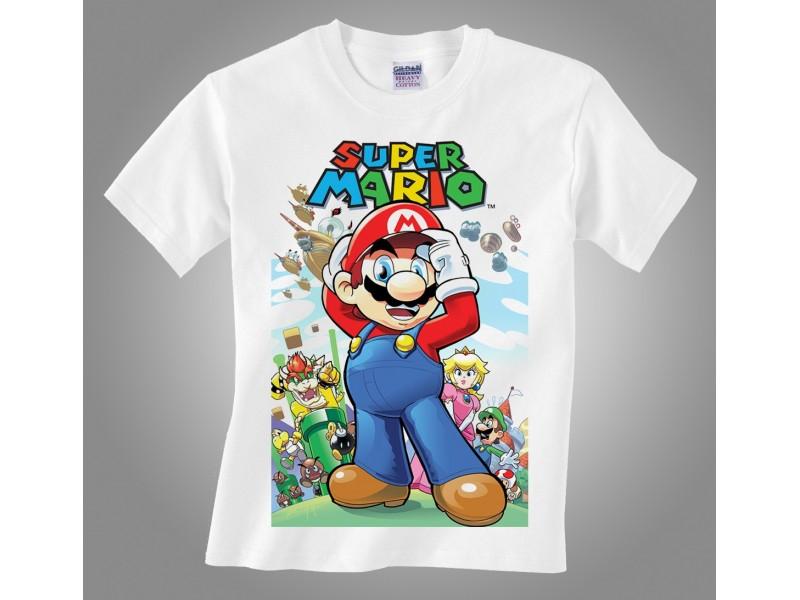 Majica Super Mario