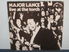 Major Lance ‎– Major Lance Live At The Torch