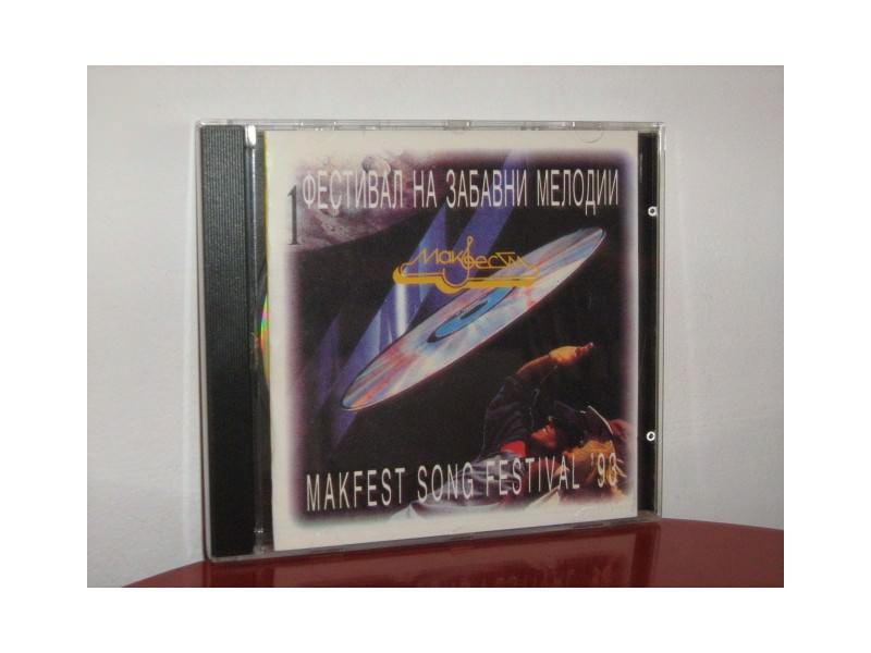 Makfest Song Festival `93
