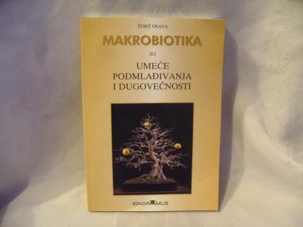 Makrobiotika Žorž Osava