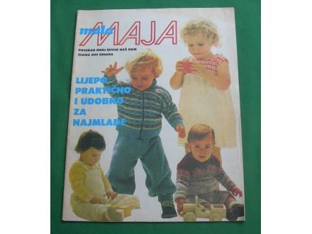 Mala Maja, modeli za najmlađe, pletenje, specijal