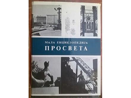 Mala enciklopedija prosveta 1 A-Lj