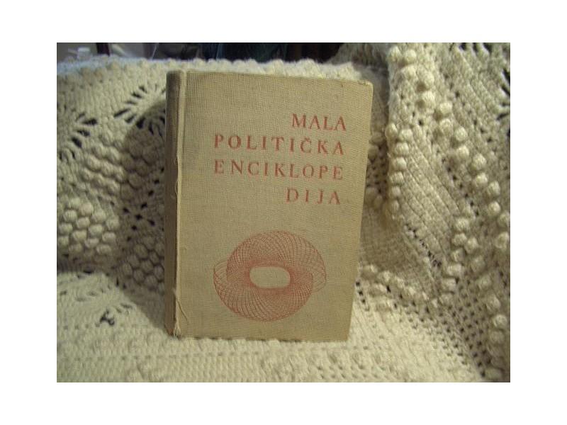 Mala politicka enciklopedija