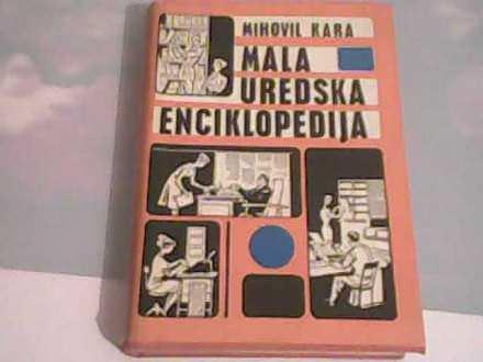 Mala uredska enciklopedija-Mihovil Kara