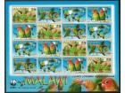 Malavi,Ptice-Papagaji 2009.,tabačić,čisto