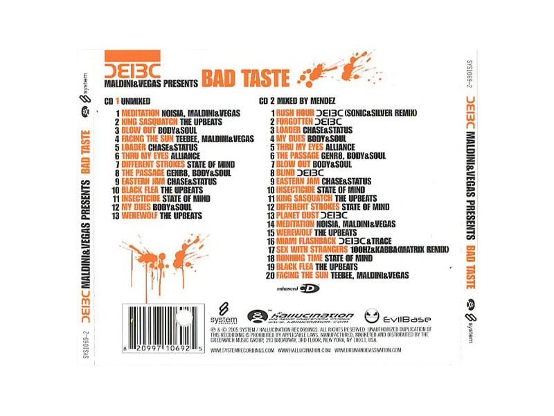 Maldini & Vegas - Bad Taste