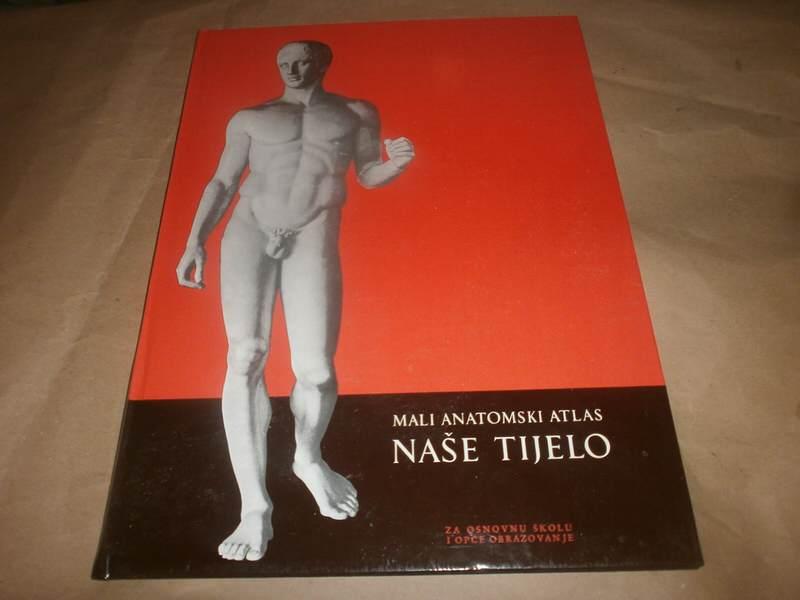 Mali anatomski atlas  NASE TELO
