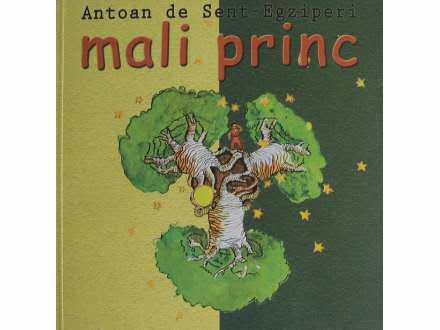 Mali princ  Antoan de Sent - Egziperi