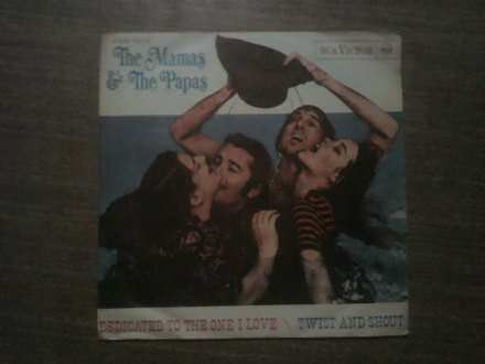 Mamas & The Papas, The - Dedicated To The One I Love