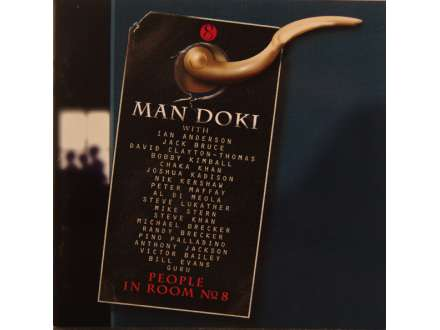 Man Doki - People In Room No. 8