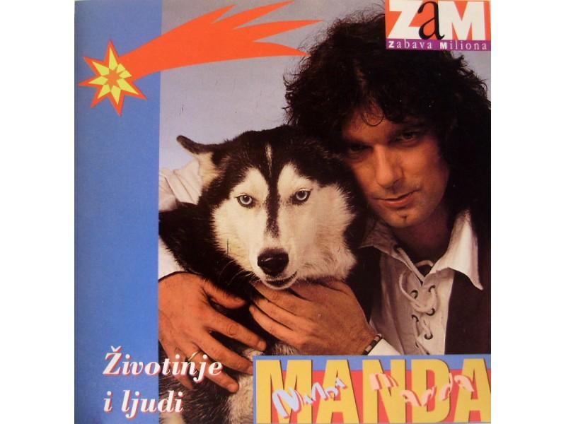 Manda - Životinje i ljudi