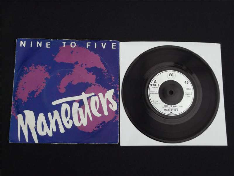 Maneaters, Suzi Pinns - Nine To Five / Jerusalem
