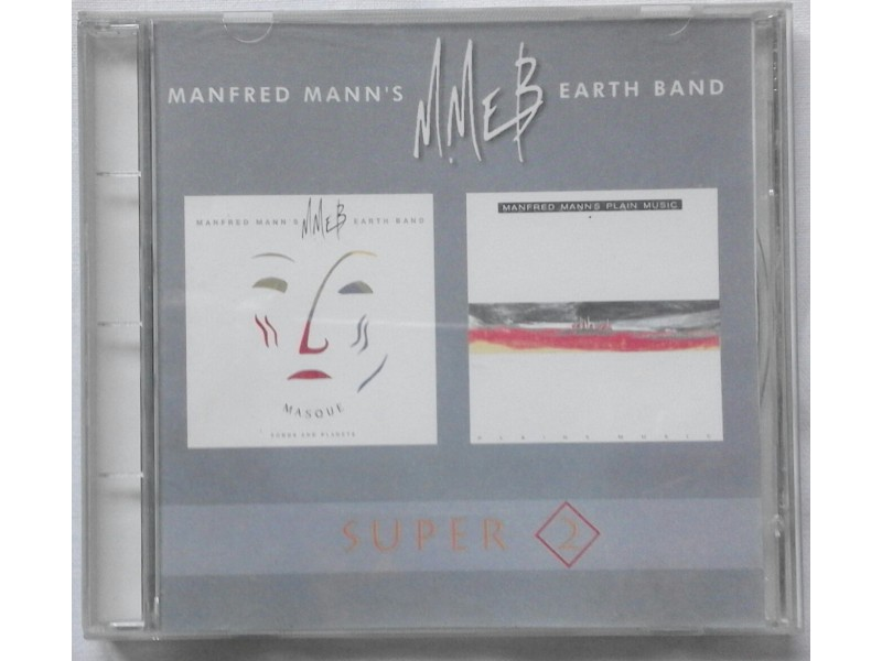 Manfred  Mann`s  Earth  Band  -  `87 - `91  Super 2