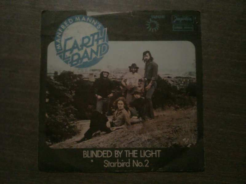 Manfred Mann`s Earth Band - Blinded By The Light
