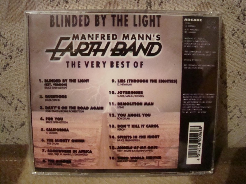 Manfred Mann`s Earth Band - The Very Best Of Manfred Mann`s Earth Band