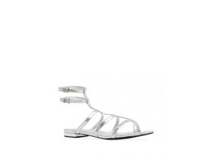 Mango sandale br. 39, srebrne - NOVE sa etiketom!