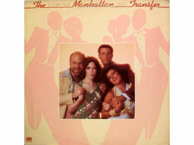 Manhattan Transfer, The - Coming Out