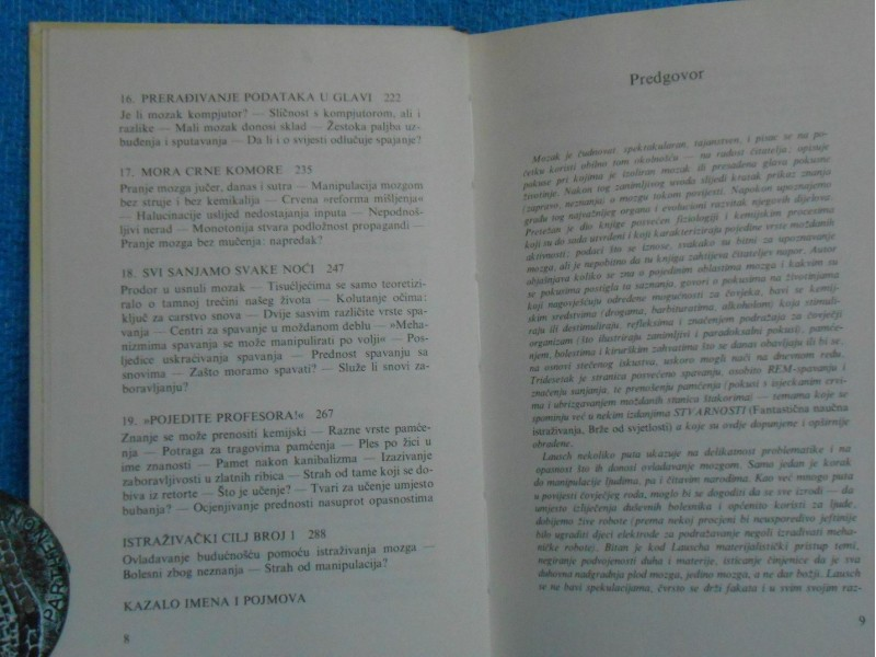 Manipulisanje mozgom ERWIN Lausch
