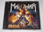 Manowar ‎– Hell On Stage Live (2CD)