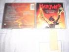 Manowar – The Triumph Of Steel CD