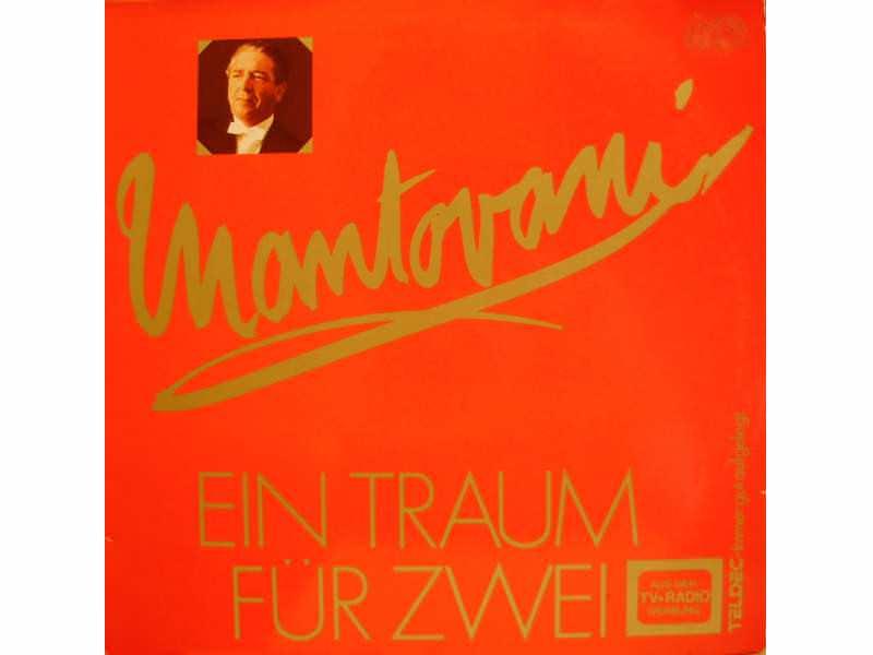 Mantovani And His Orchestra - Ein Traum Für Zwei