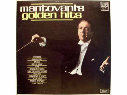 Mantovani And His Orchestra - Mantovani`s Golden Hits