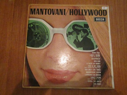 Mantovani - Hollywood
