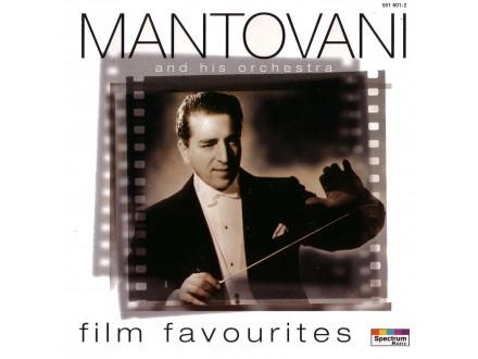 Mantovani - Mantovani and his Orchestra - Film Favourites