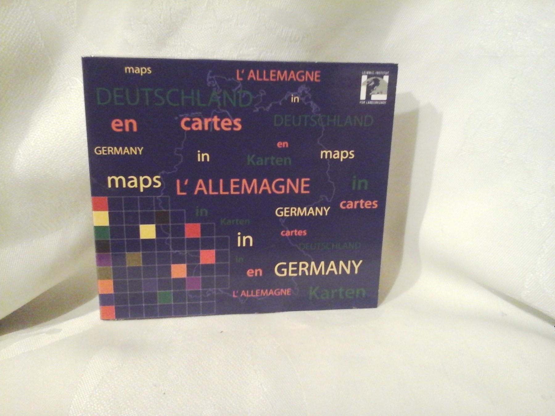 Maps Germany Karta Nemacke Dvd Kupindo Com 56717515