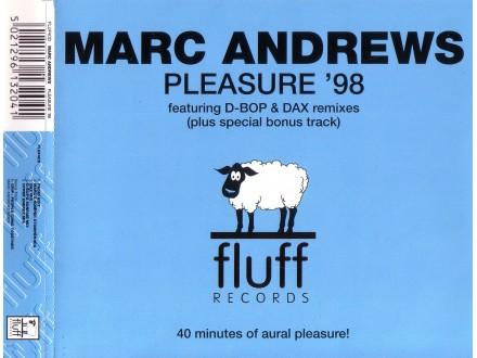Marc Andrews - Pleasure `98