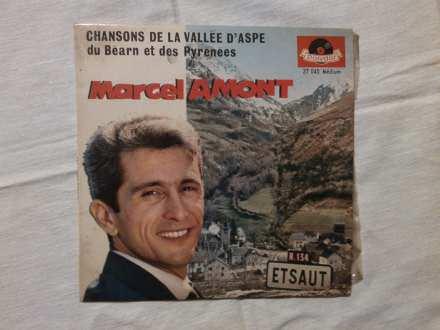 Marcel Amont - Chansons De La Vallée D`Aspe Du Béarn Et Des Pyrénées