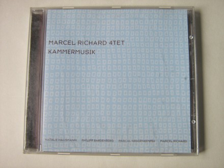 Marcel Richard 4tet - Kammermusik