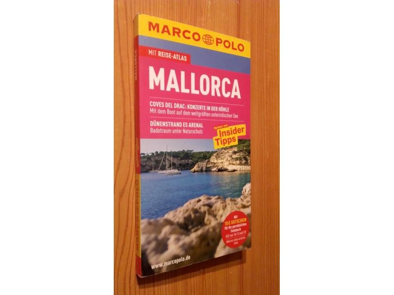 Marco Polo Vodič/ Majorka /Nemački/