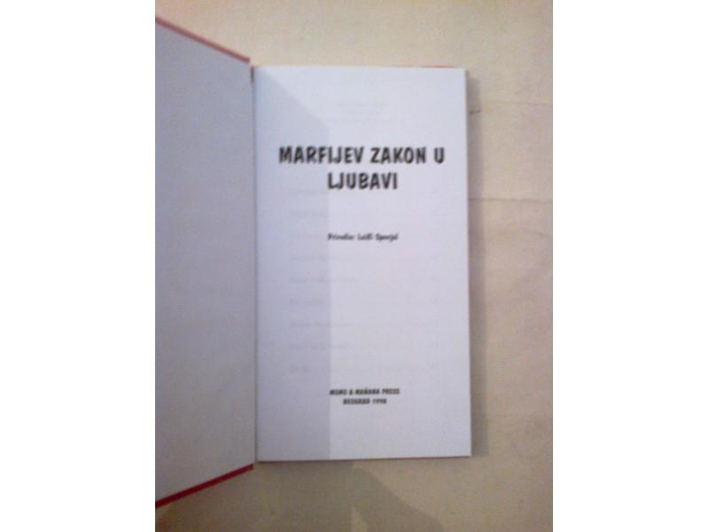 Marfijev zakon u ljubavi