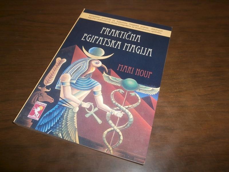 Mari Houp - Prakticna egipatska magija