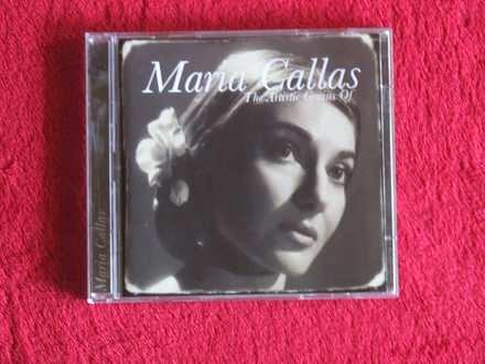 Maria Callas - The Artistic Genius Of Maria Callas
