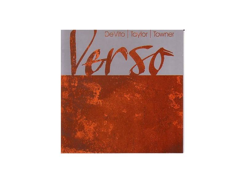 Maria Pia De Vito, John Taylor (2), Ralph Towner - Verso