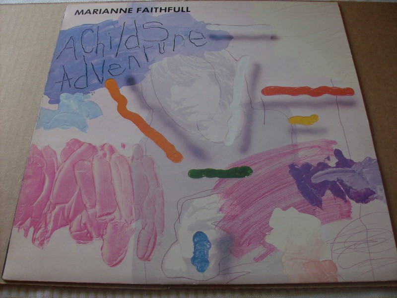 Marianne Faithfull - A Childs Adventure