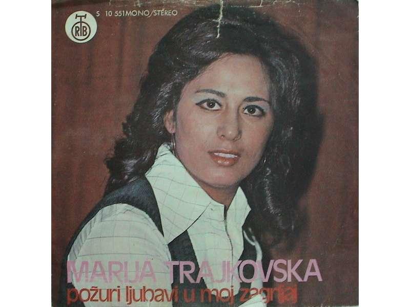 Marija Trajkovska - Požuri Ljubavi U Moj Zagrljaj / Plava Ciganka