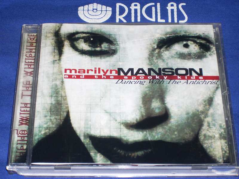 Marilyn Manson - Dancing With The Antichrist