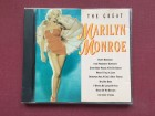 Marilyn Monroe-THE GREAT MARILYN MONROE Compilation1993