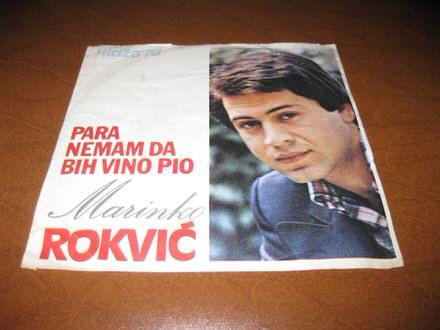 Marinko Rokvić - Para Nemam Da Bih Vino Pio