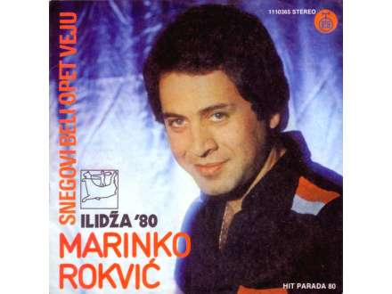 Marinko Rokvić - Snegovi Beli Opet Veju