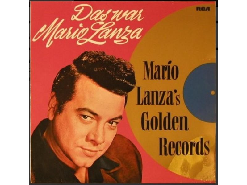 Mario Lanza – Das War Mario Lanza (Mario Lanza`s Golde