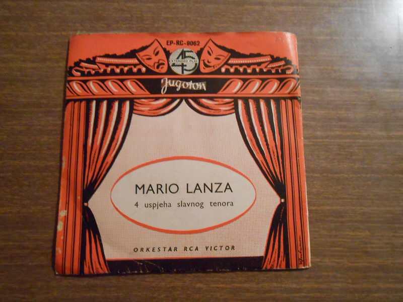 Mario Lanza - Because