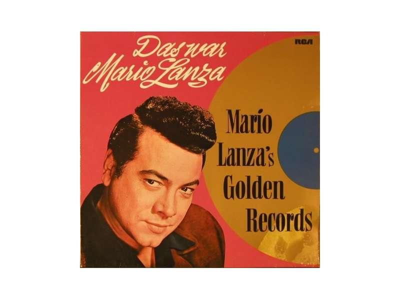 Mario Lanza - Das War Mario Lanza (Mario Lanza`s Golden Records)