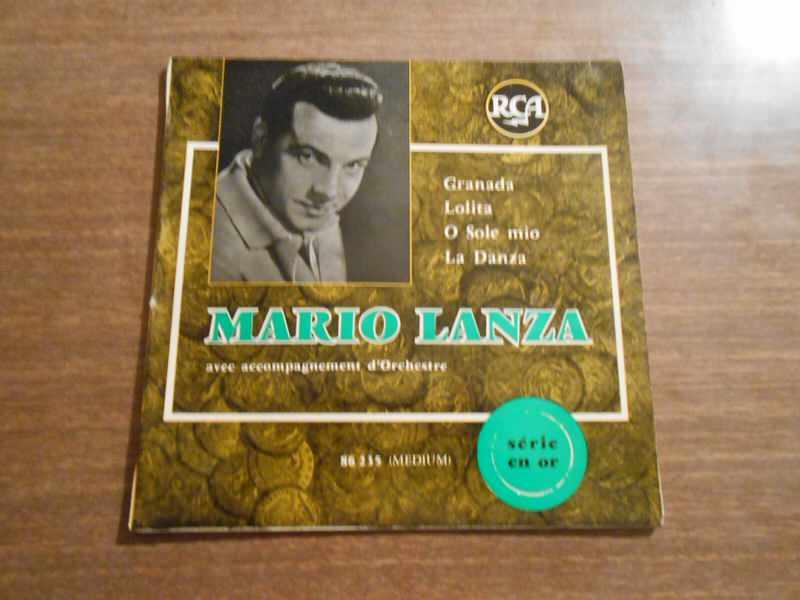Mario Lanza - Granada